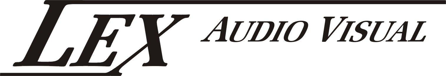 Lex Audio Visual Home Page